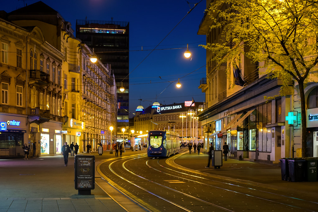 Taking The Bus From Budapest To Zagreb Pale Ale Travel